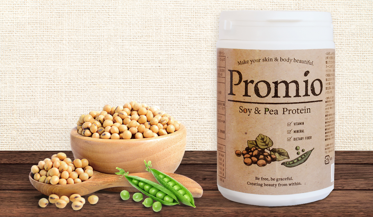 Soy & Pea Protein